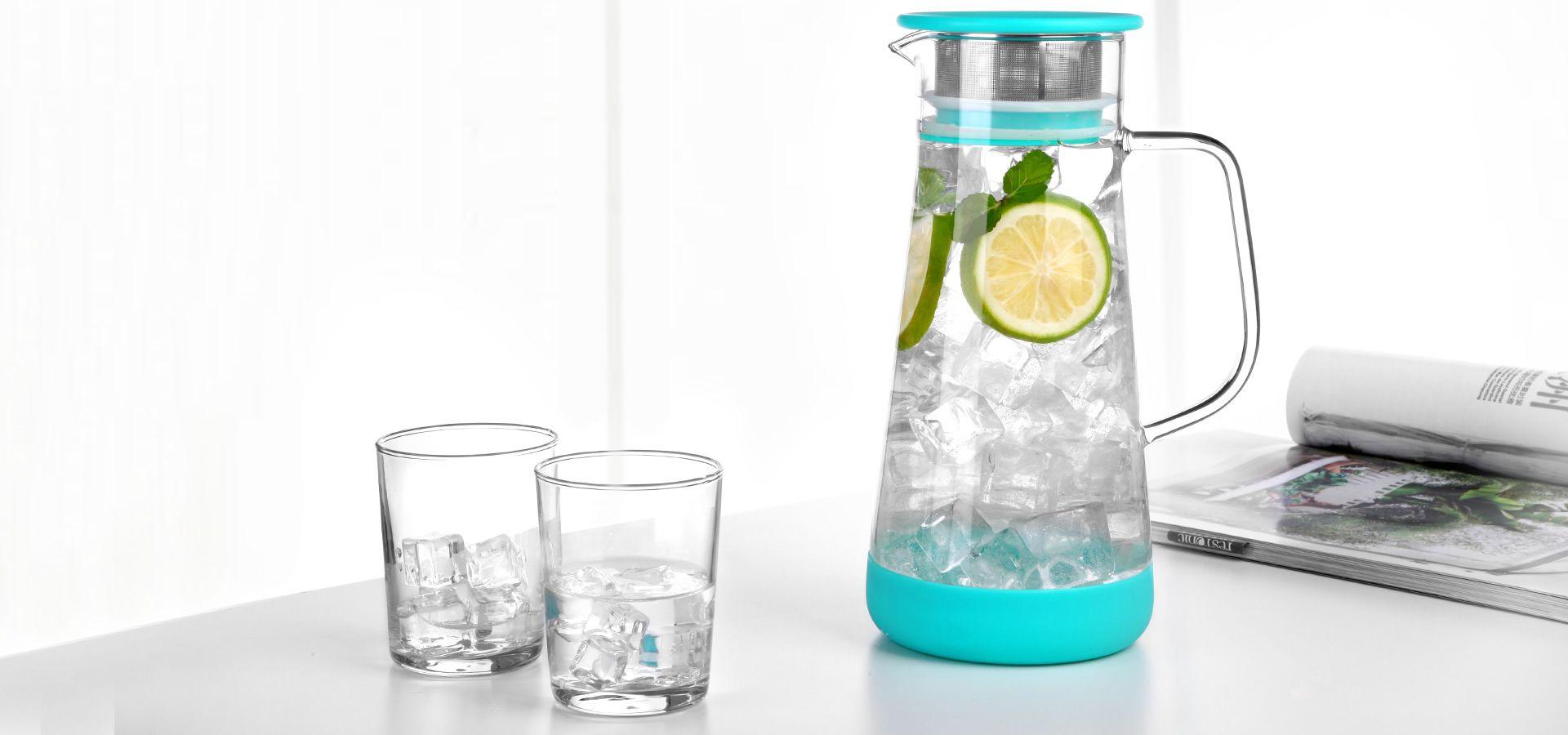 玻璃凉水壶