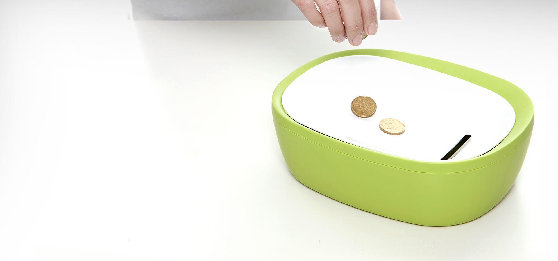 零钱收纳盒